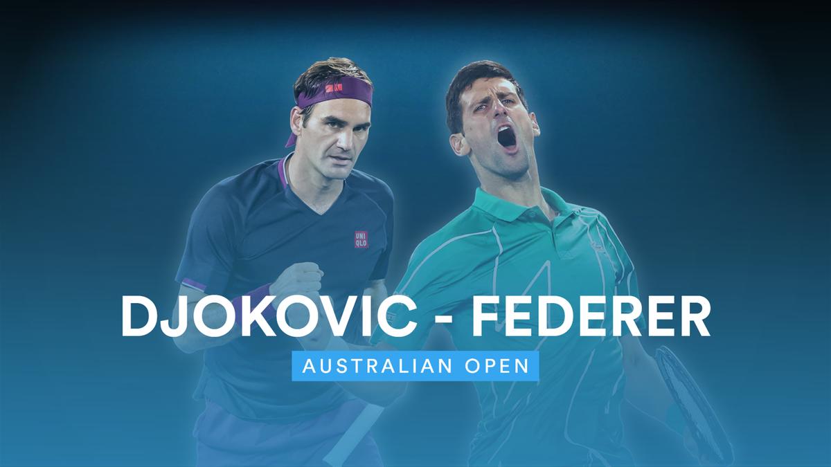 Australian Open - highlights: Djokovic - Federer