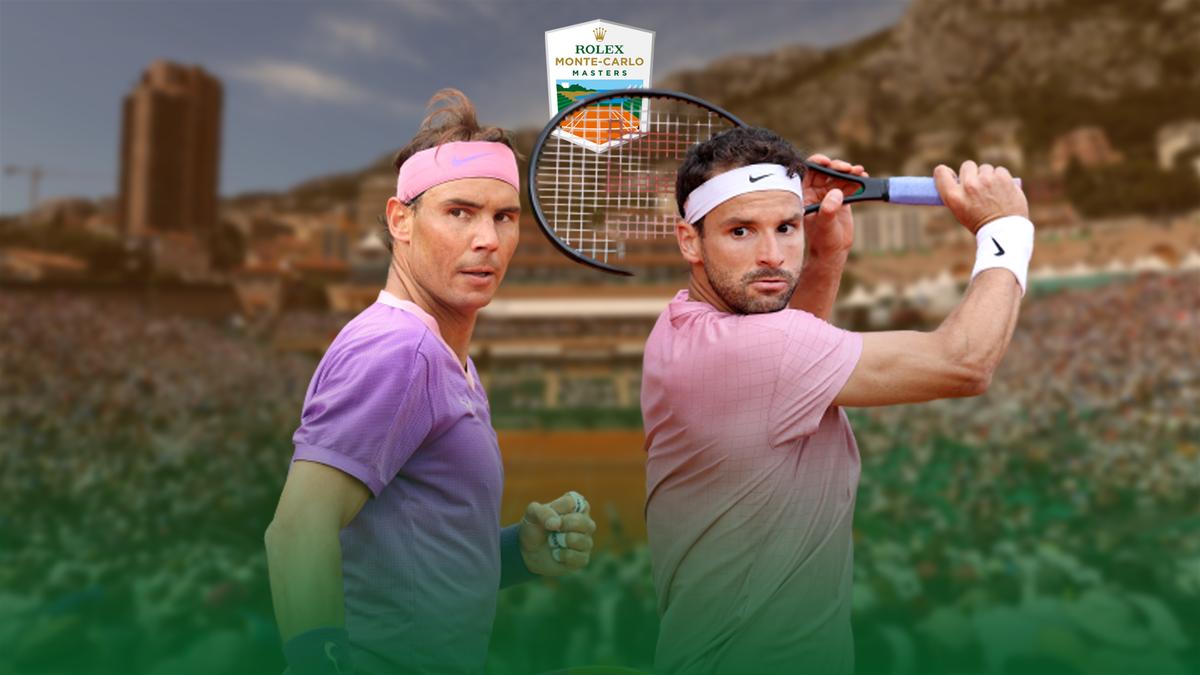 Rafael Nadal vs. Grigor Dimitrov | Rolex Monte-Carlo Masters 2021 | Premium Content