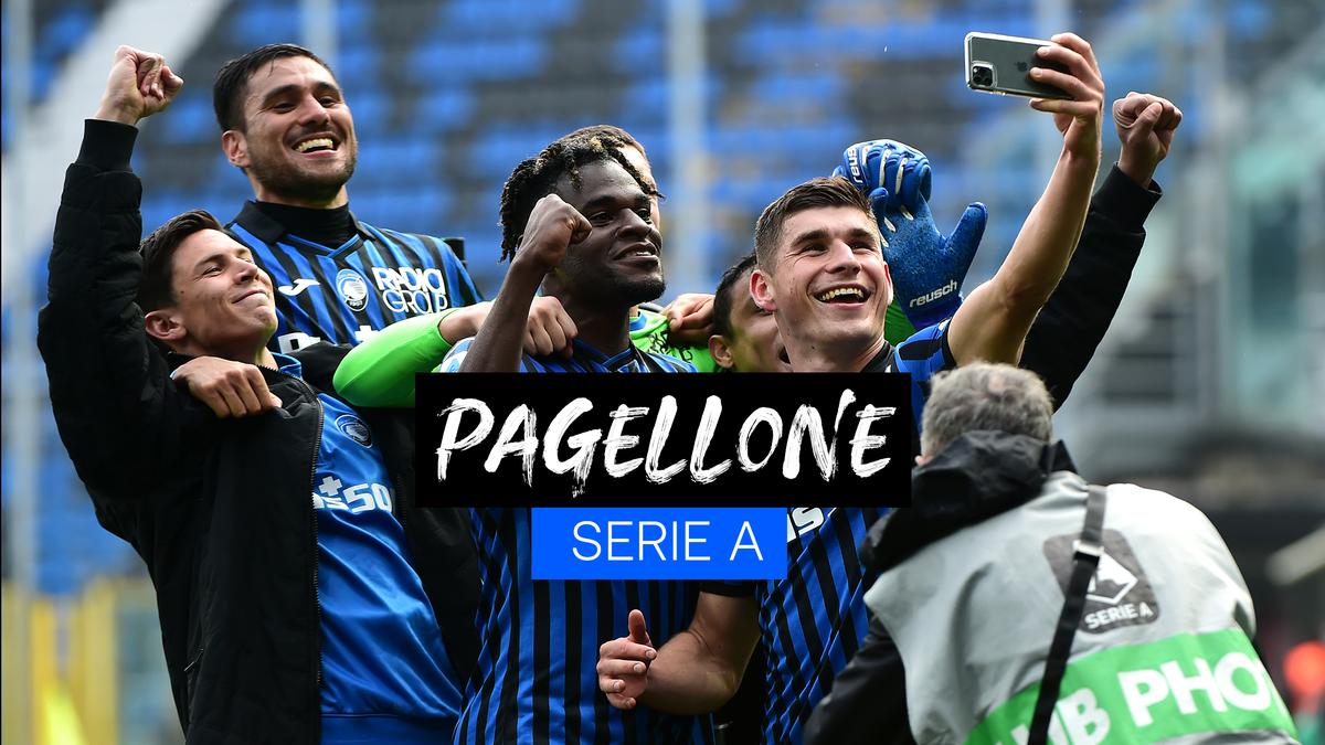 Il pagellone della 31ª giornata di Serie A