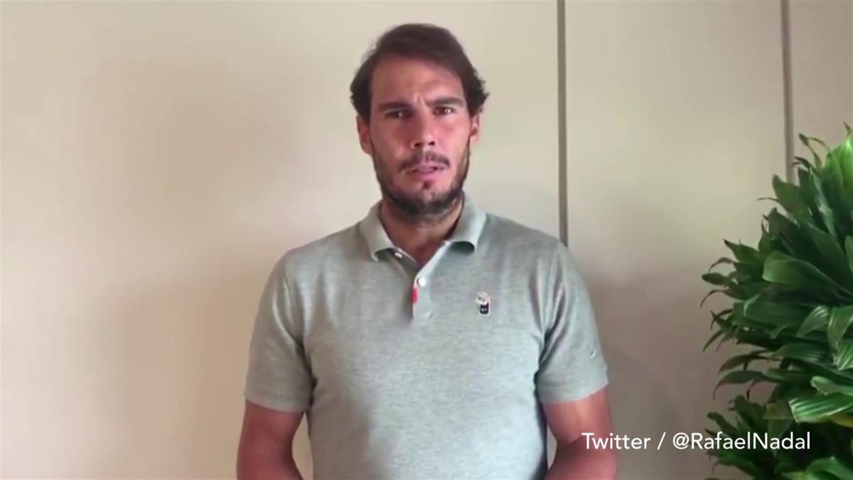 Nadal kickstarts Red Cross initiative to raise €11m to tackle Coronavirus
