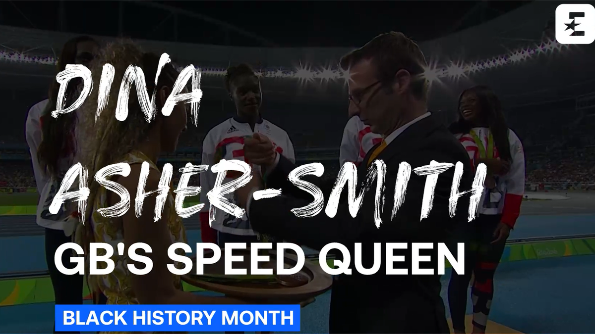 Black History Month: Dina Asher-Smith - Future Olympic Queen?