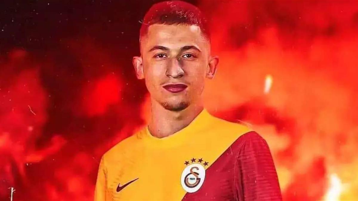 Moruțan, ca și transferat la Galatasaray (fotomontaj)