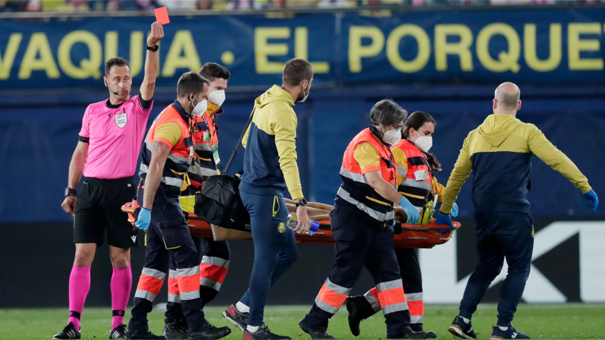 Villarreal - Arsenal 2-1   Capoue a fost eliminat