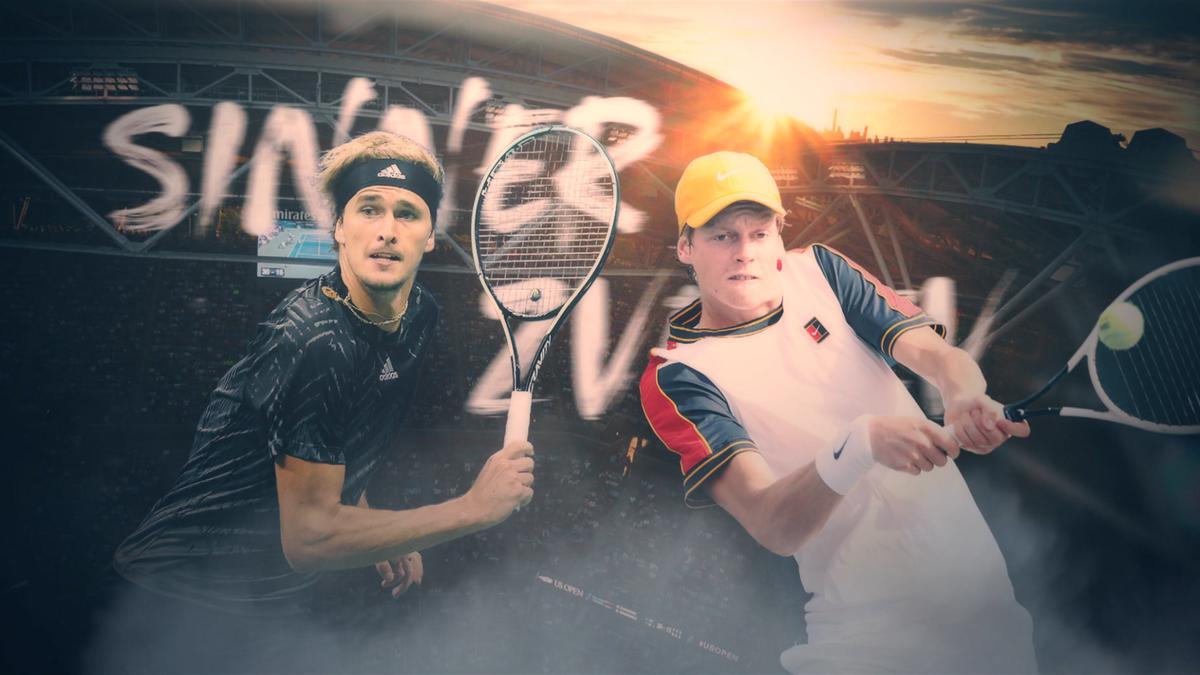 US Open: Day 8 - Feature - Zverev v Sinner
