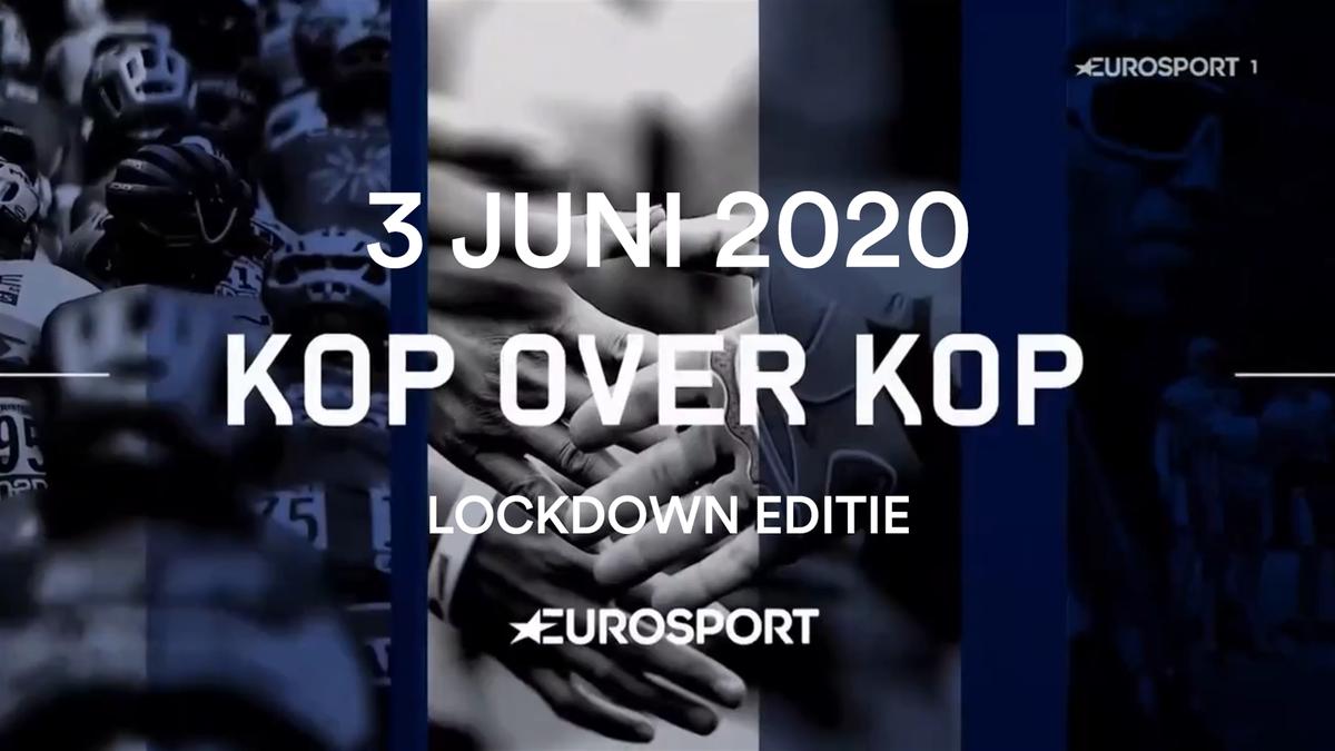 Kop over Kop lockdown editie