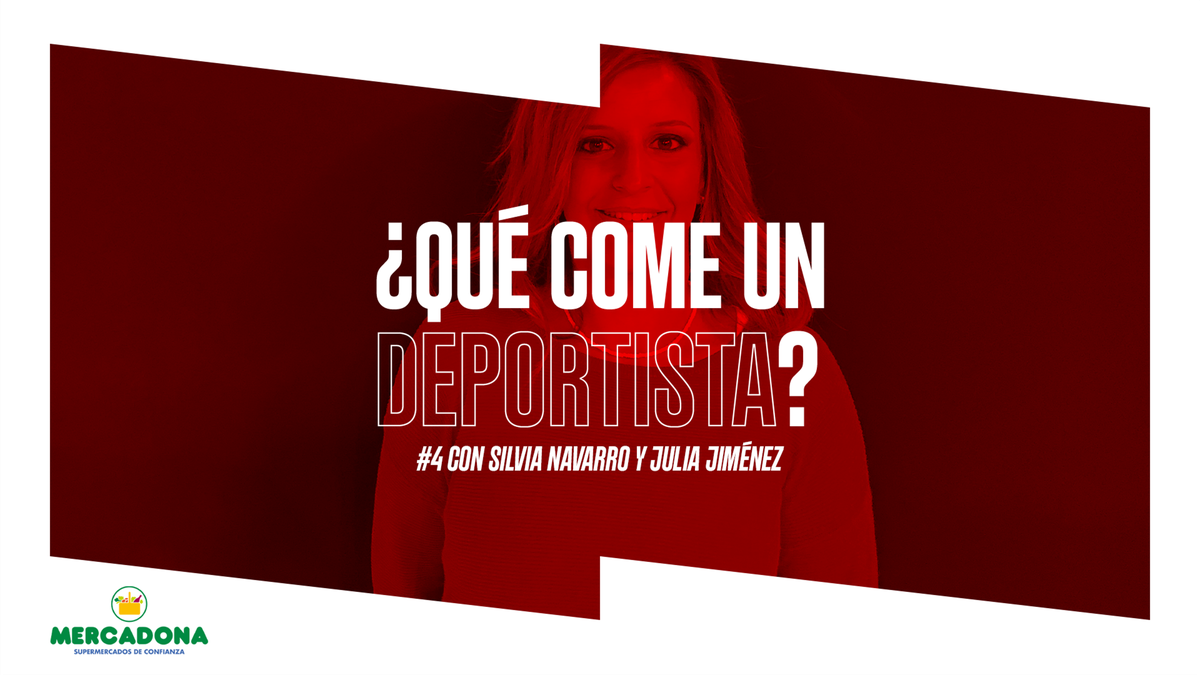 Podcast: ¿Qué come un deportista? | Ep. 4 Con Silvia Navarro y Julia Jiménez