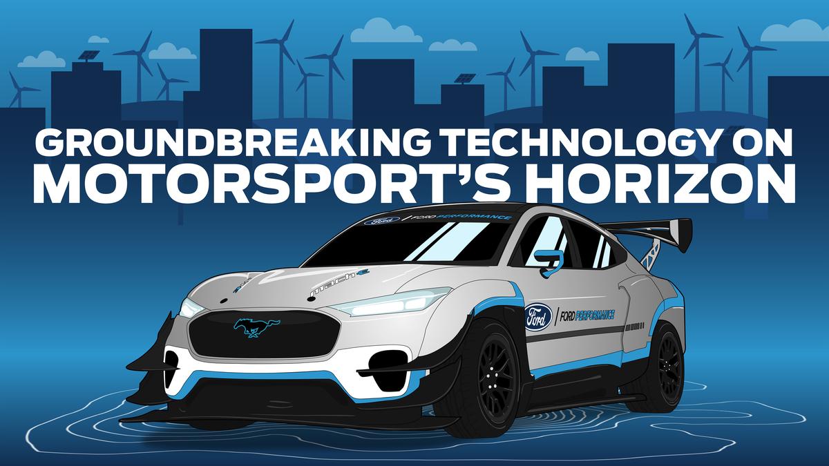 Una tecnologia rivoluzionaria si affaccia all'orizzonte degli sport motoristici - Image credit: Contented Group