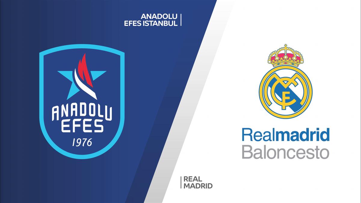 Highlights: Efes-Real Madrid 65-73