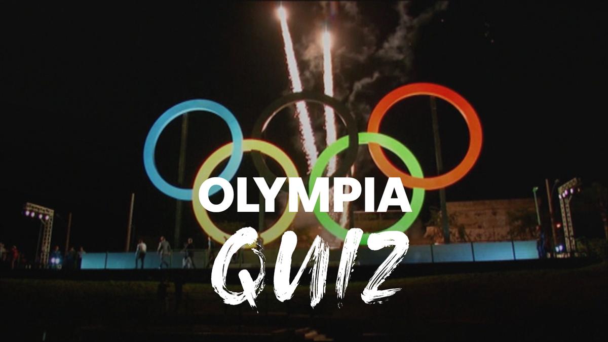 Olympia-Quiz