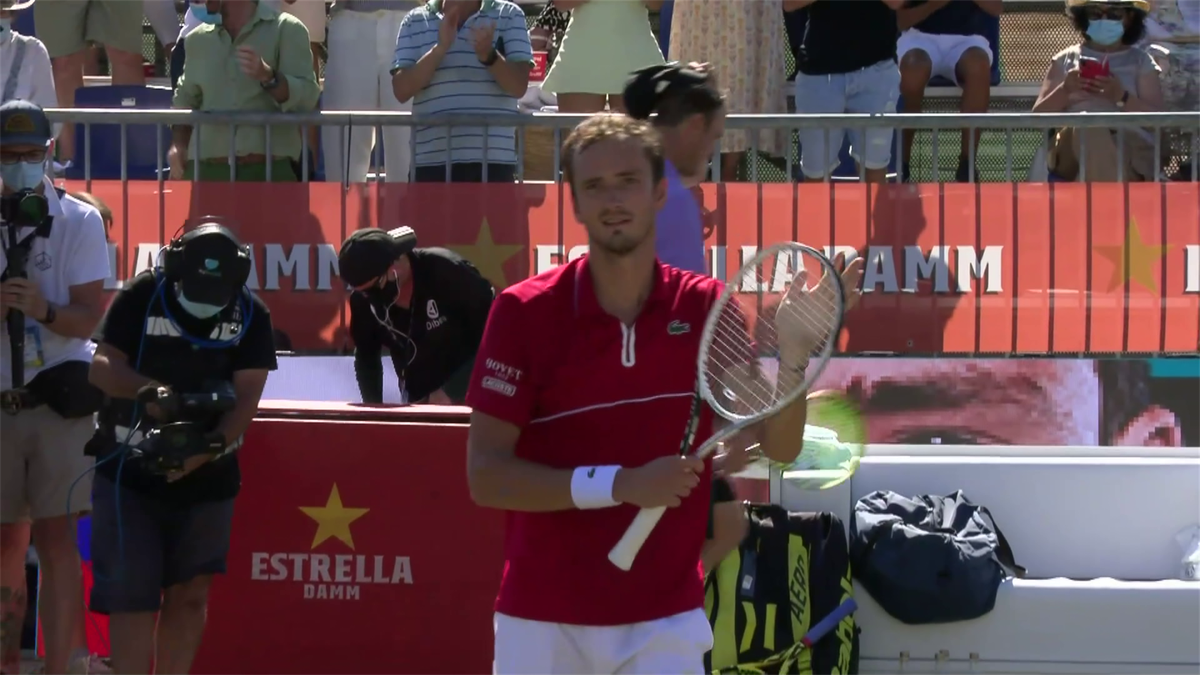 ATP Mallorca: Medvedev - Querrey összefoglaló