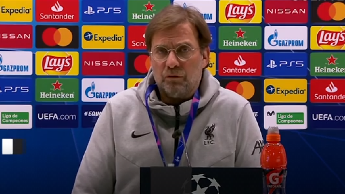 'We have to chase Real Madrid' - Klopp on Liverpool challenge