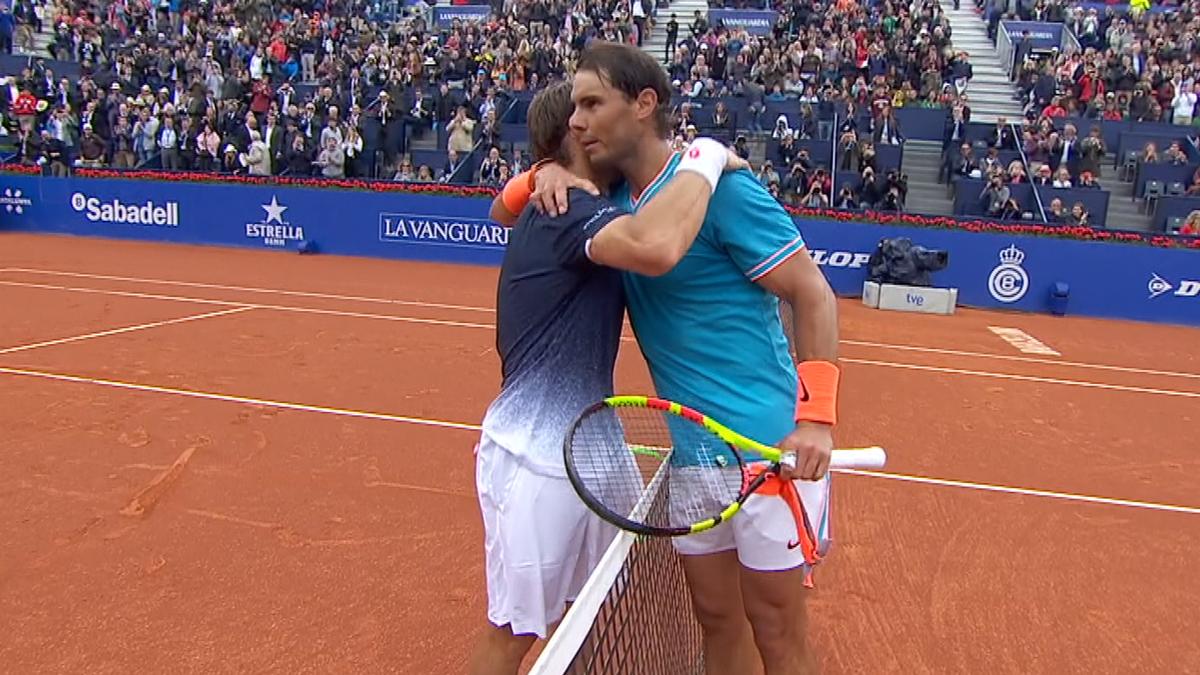 ATP Barcelona : Highlights Nadal vs Ferrer