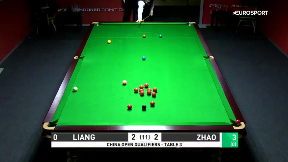 On this day : Snooker : Zhao Fluke