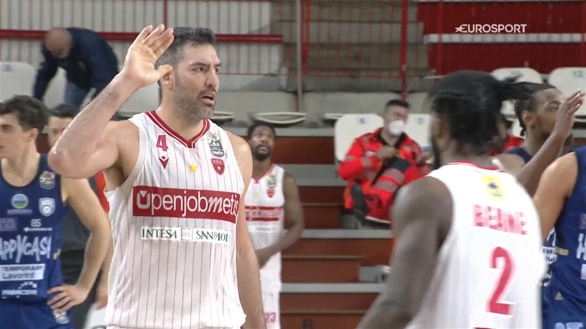 Luis Scola, Openjobmetis Varese 2020-21