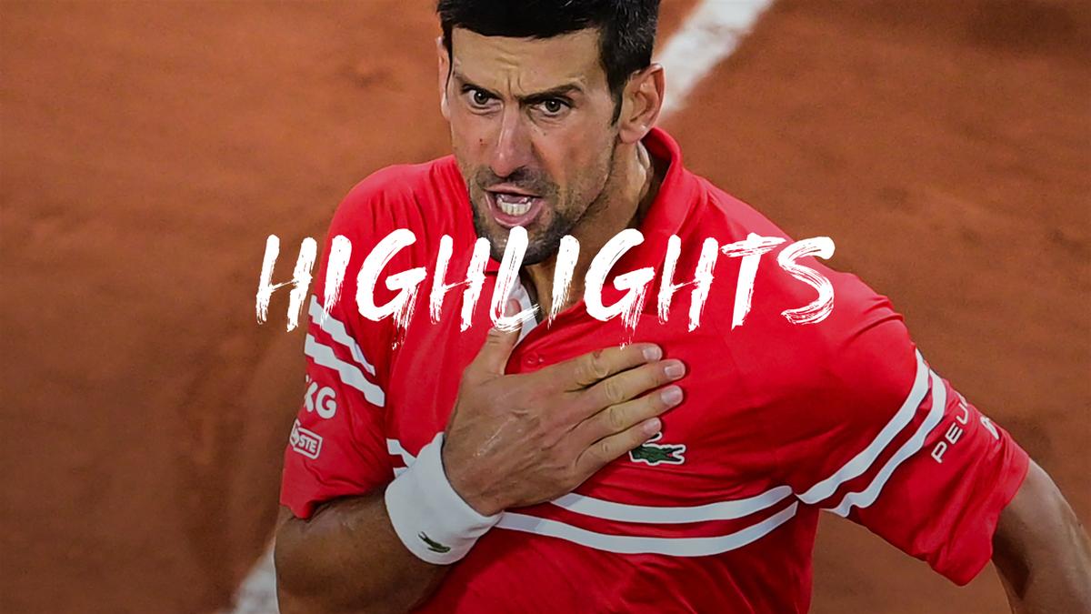 Highlights: Djokovic beats Berrettini in wild late match with curfew drama