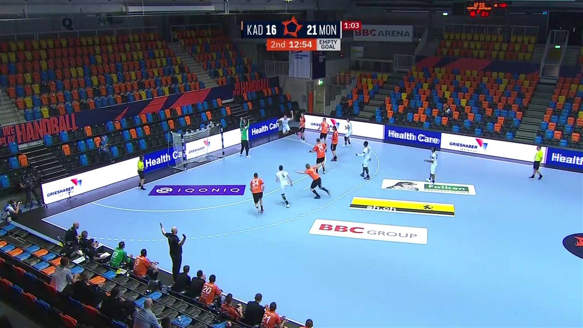 Montpellier s'est bien rattrapé à Schaffhouse : Le résumé de la victoire du MHB en vidéo