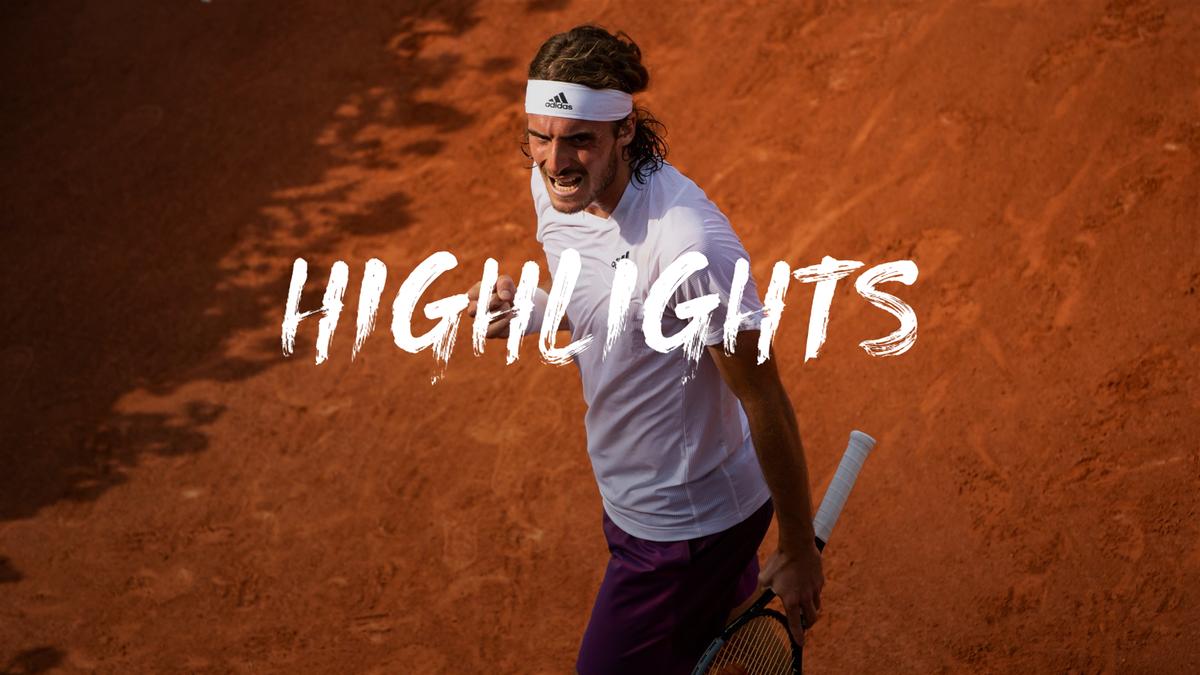 Roland Garros | Tsitsipas zonder problemen naar derde ronde