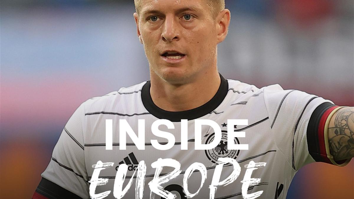 Toni Kroos Inside Europe
