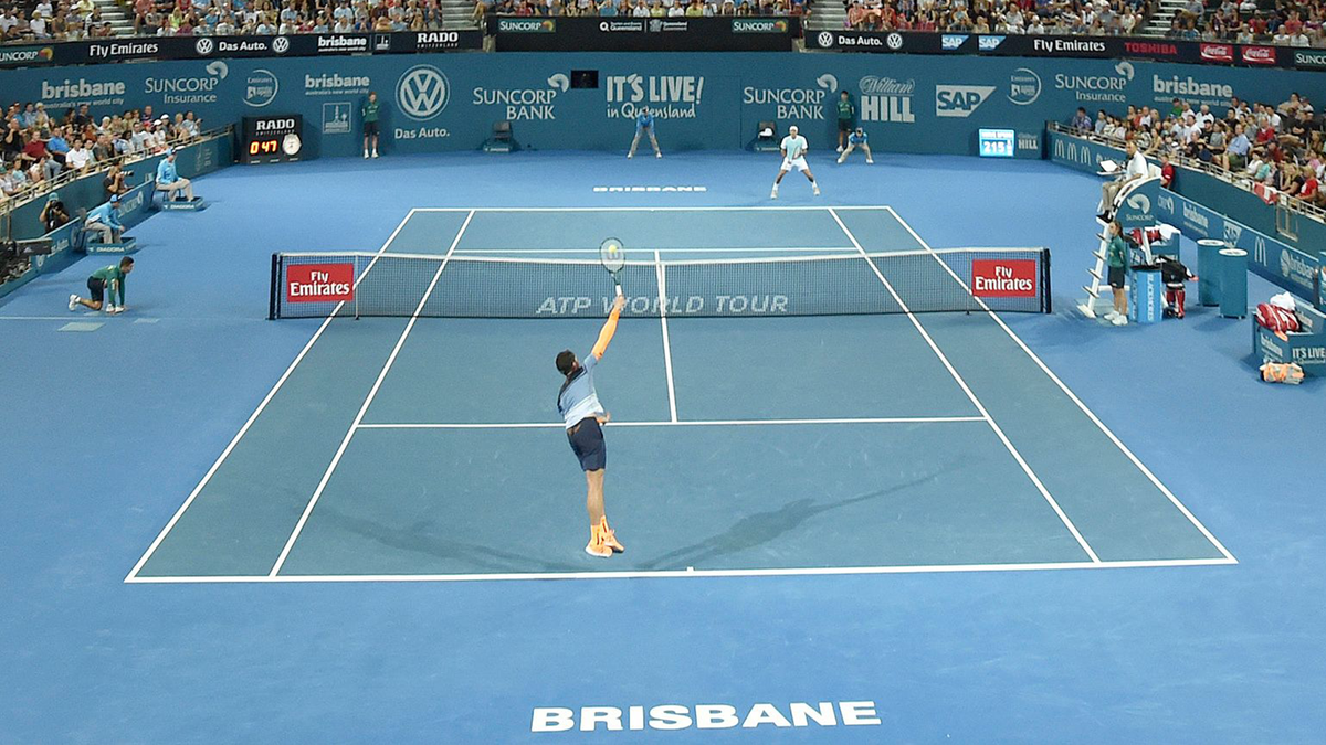 Live Event - ATP Brisbane