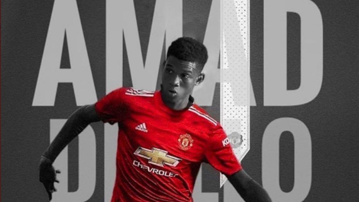 Diallo este noul jucător al lui United