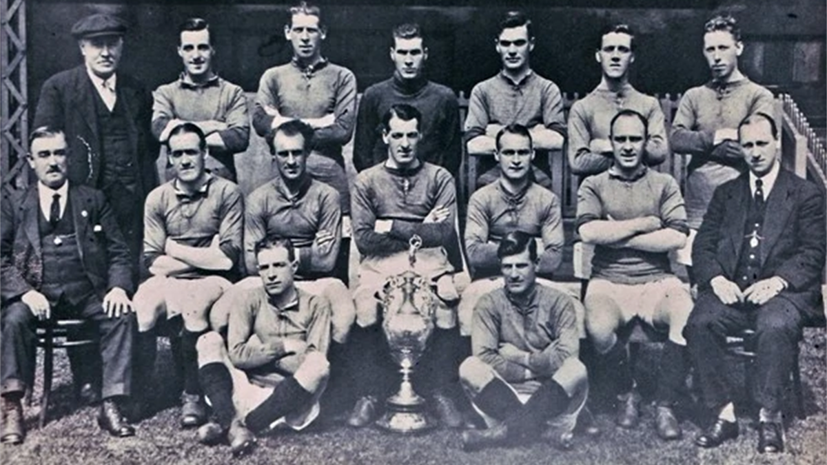 Liverpool 1922