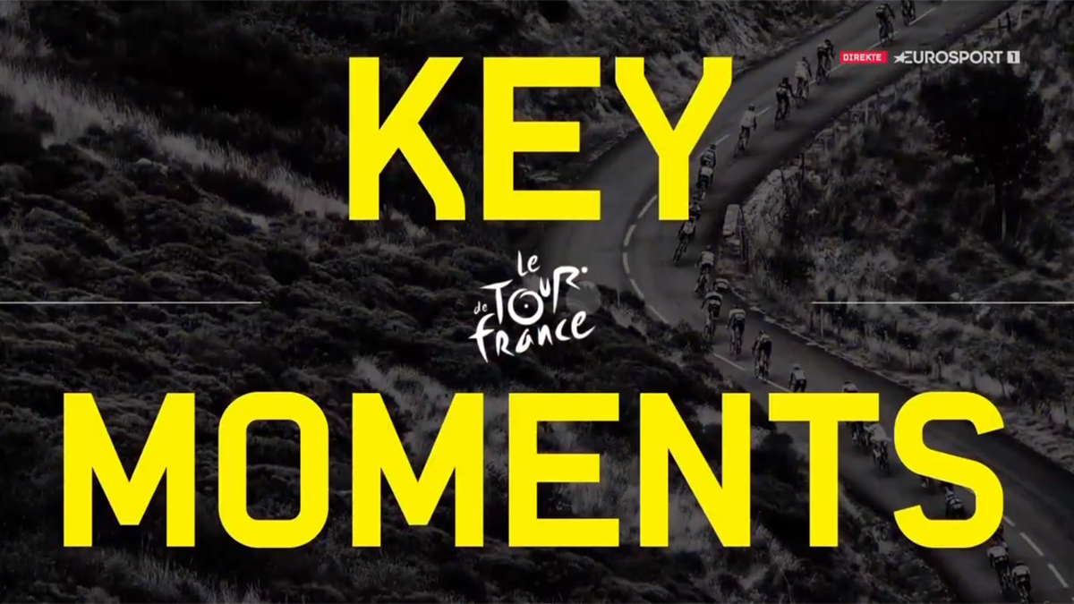 Key Moments tdf