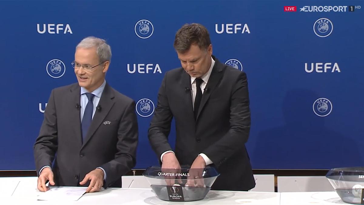 Tragerea la sorți UEFA Europa League