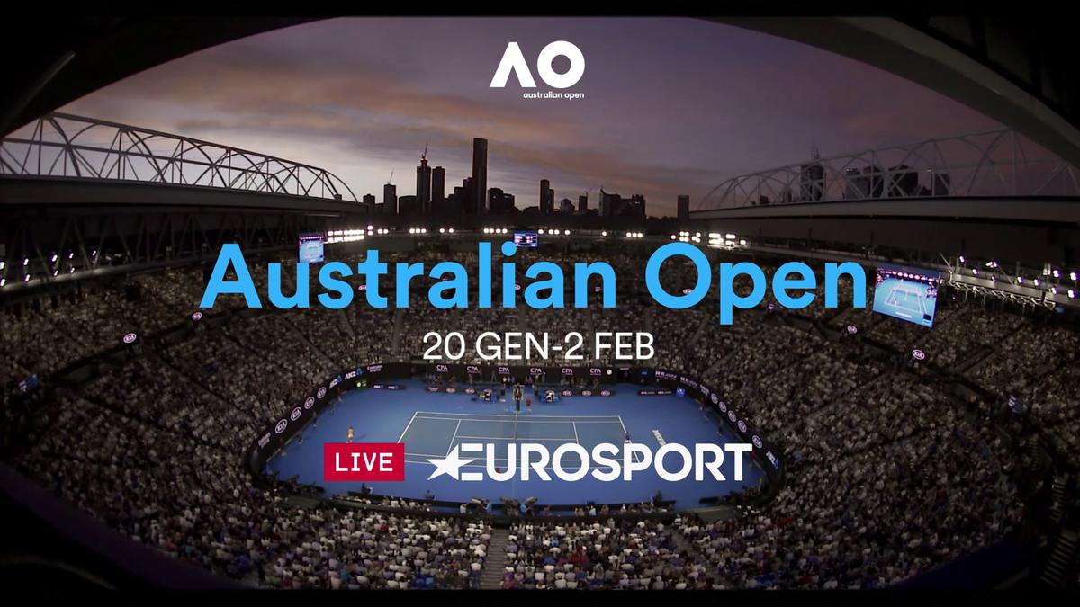 Promo Australian Open 2020