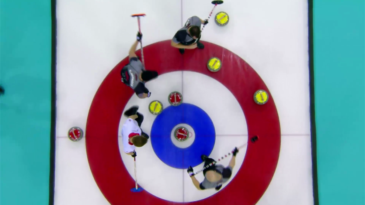 Curling Golds Inc Double Gold For Canada  Sochi Olympic Champions