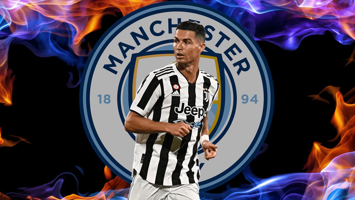 Cristiano Ronaldo al Manchester City?