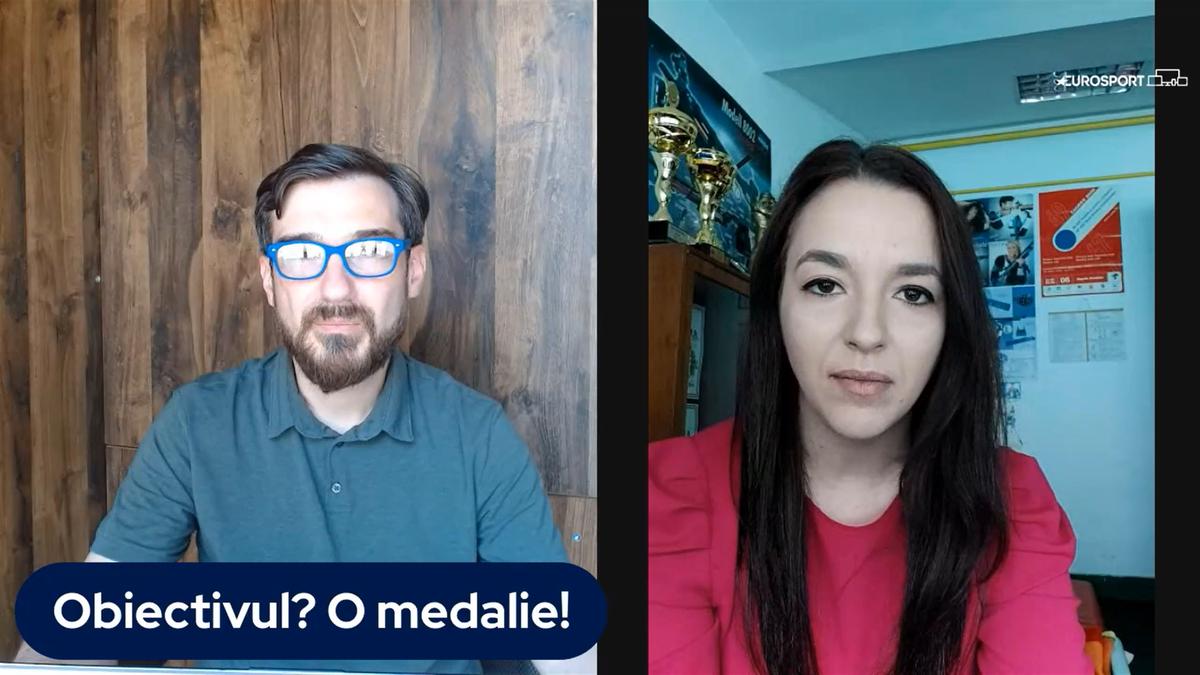 #ETalks Jocurile Olimpice: Laura Ilie și visul olimpic la Tokyo