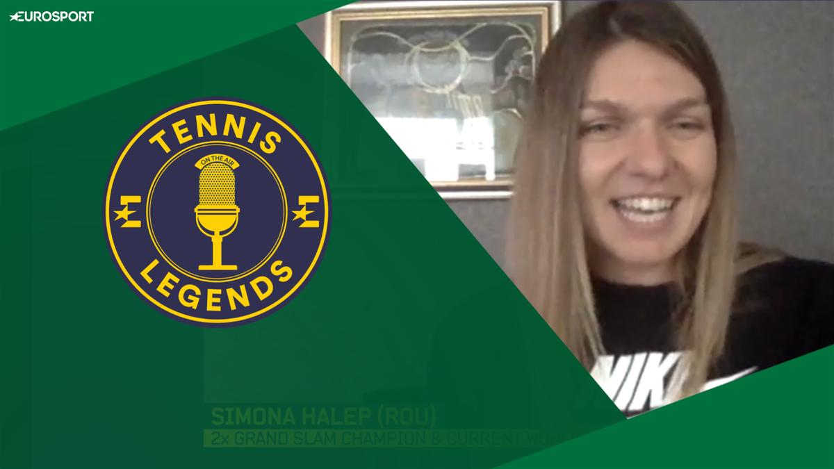 Tennis Legends: Simona Halep