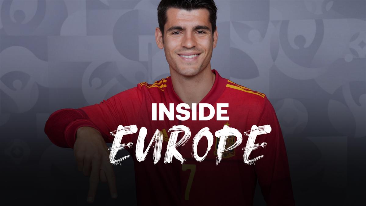Spain take us Inside Europe...