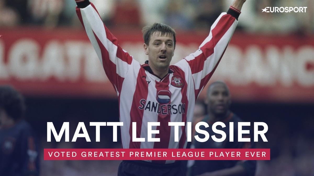 Matt Le Tissier, a true underdog story