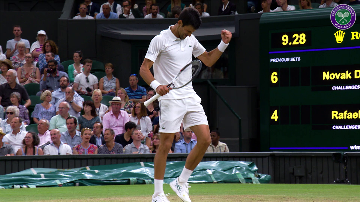 Wimbledon : 5 things to know about men's final