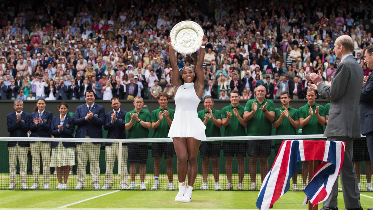Wimbledon : 140 years of history (really nice promo clip)