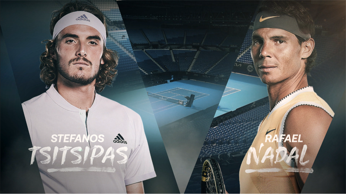 Previa Stefanos Tsitsipas-Rafael Nadal - Open Australia 2021