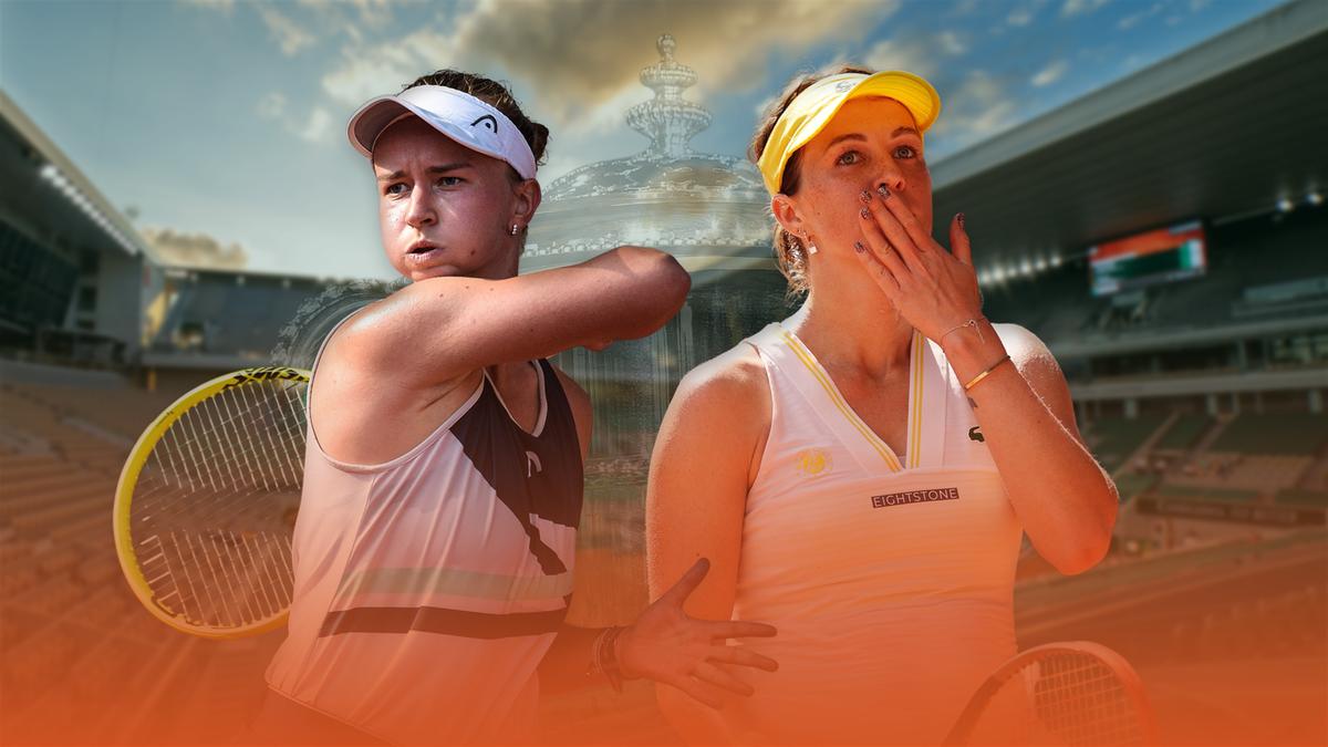 Finale: Krejcikova trifft auf Pavlyuchenkova