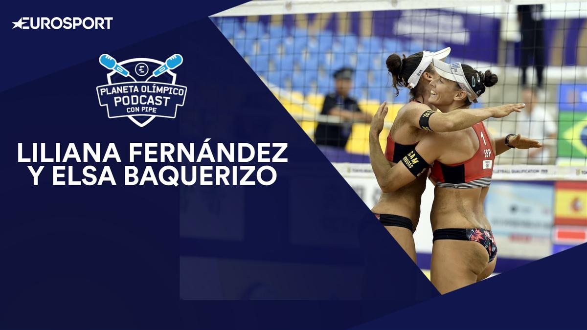Planeta Olímpico: Liliana Fernández y Elsa Baquerizo