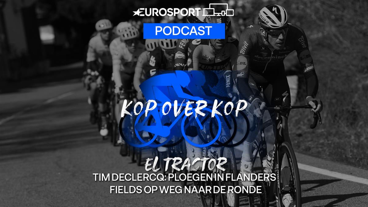 Tim Declercq in Kop over Kop