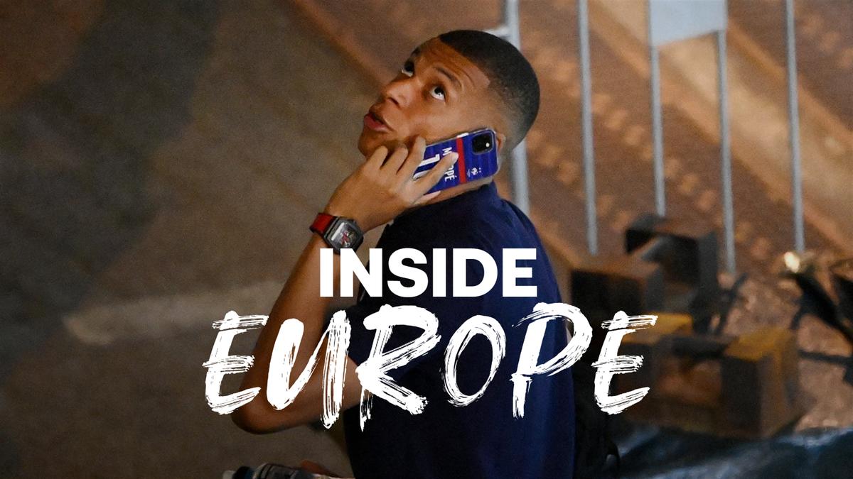 Kylian Mbappe Inside Europe