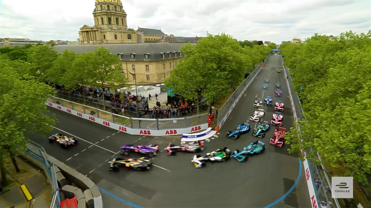 Formula E highlight of the season before the last round