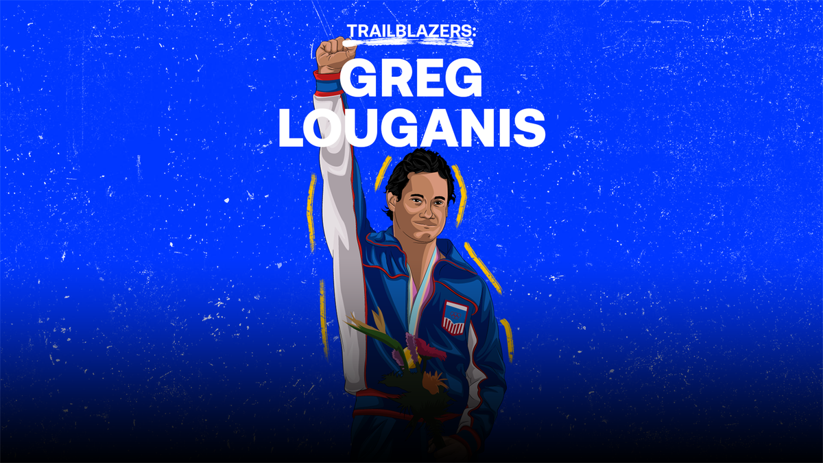 Greg Louganis, la légende qui se bat pour changer les mentalités