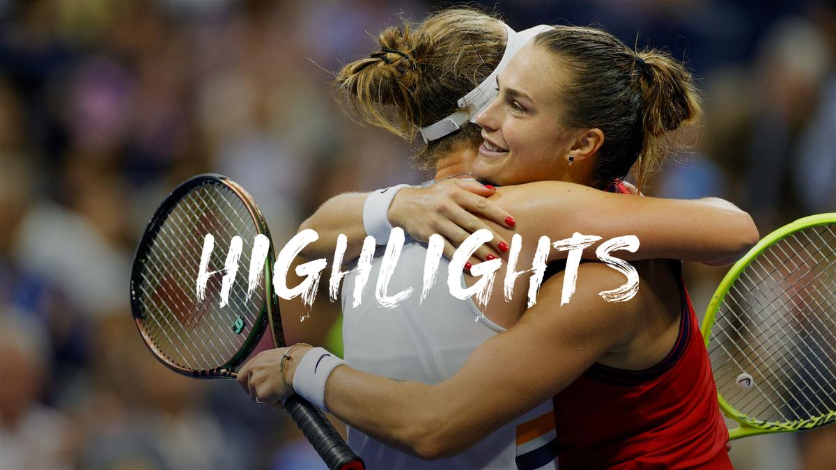 US Open | Sabalenka meldt zich met duidelijke cijfers in halve finale