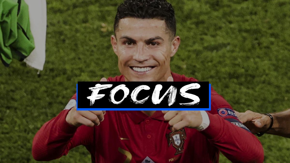 Focus Cristiano Ronaldo