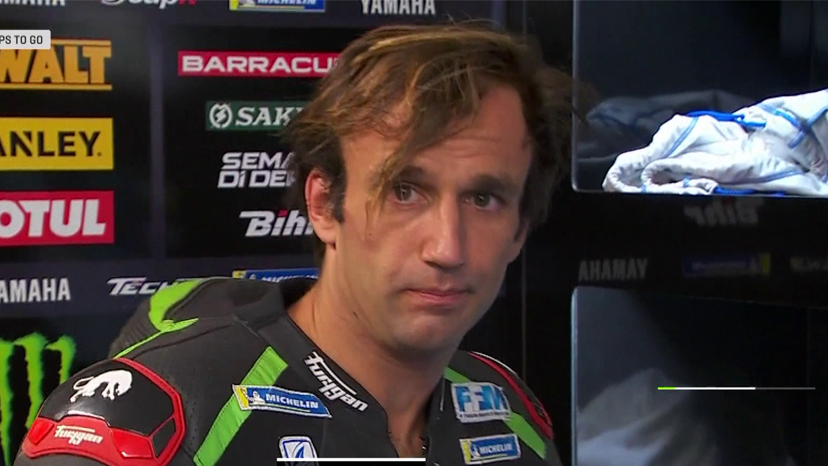 Braaaakkke ! Australia -  Moto GP (Watts kind of)