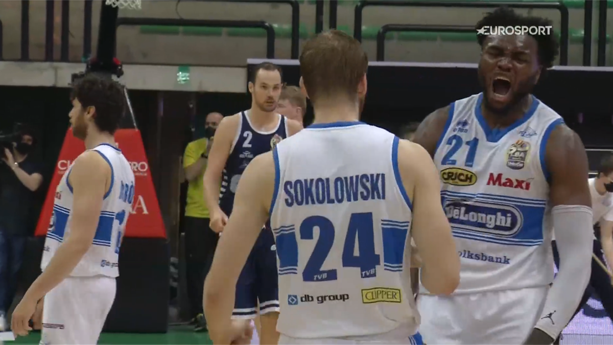 Mekowulu e Sokolowski, Treviso-Sassari, Serie A 2020-21