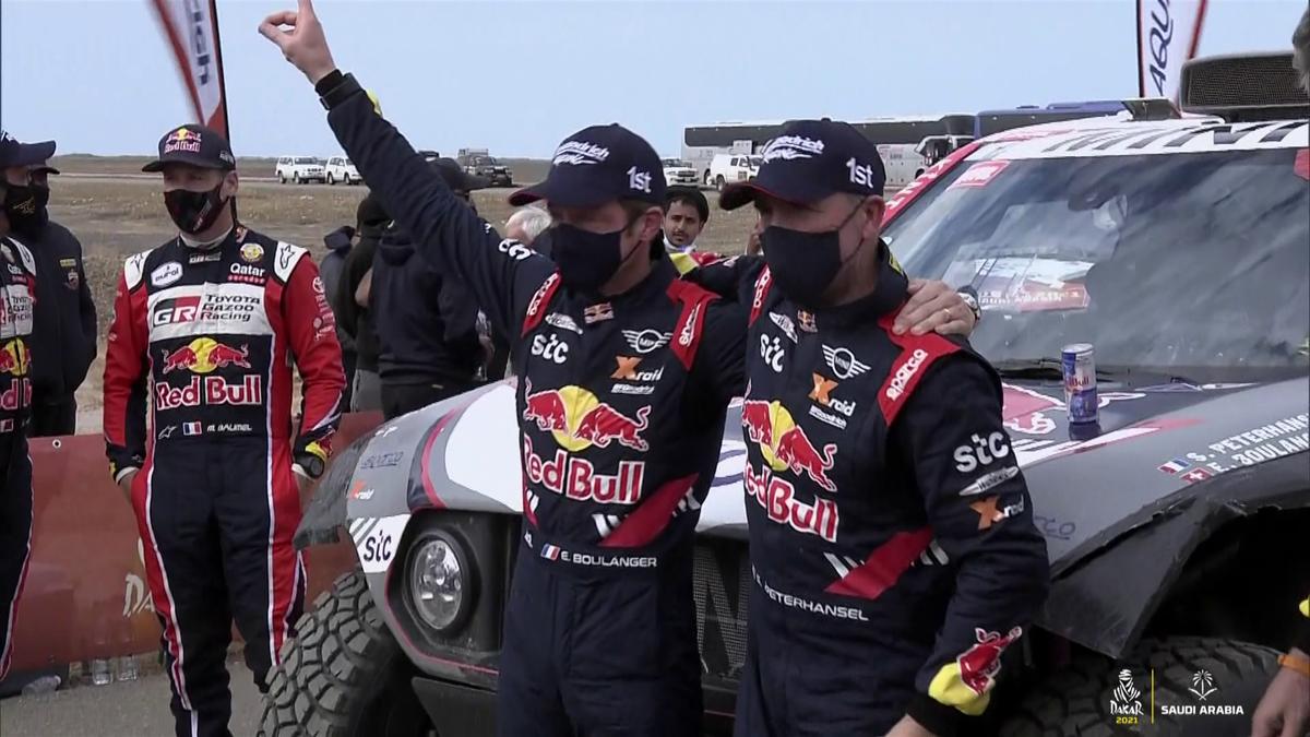 Dakar: Stephane Peterhansel wins Dakar thirteen year after his first successa