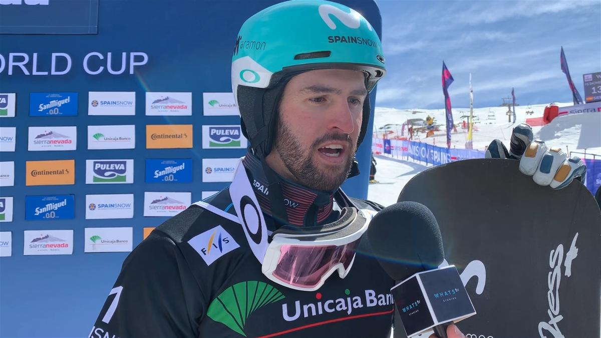 Lucas Eguibar (Sierra Nevada). Copa del Mundo 2019/20