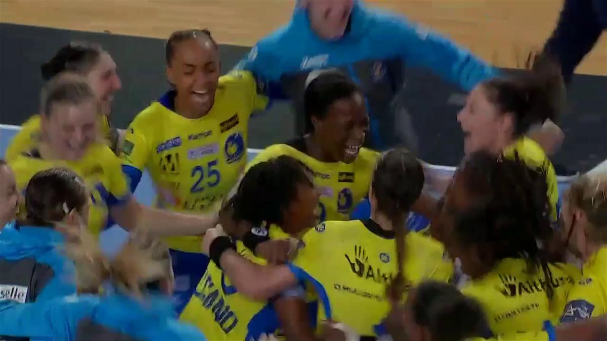 Handball Women's Champions League: Metz wins against Rostov